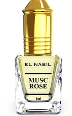 Parfum Oriental 5ml Roll-on MUSC ROSE Nabil